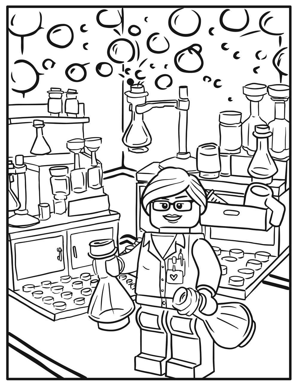 Lego Inspired Printable Coloring Pages Lego Coloring Coloring Pages Printable Coloring Pages