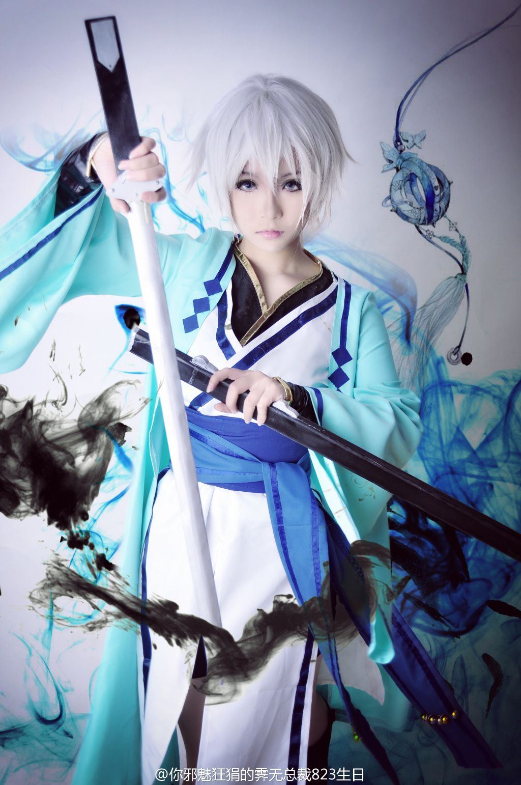 Yanhe cosplay The Age of Sword and Blade