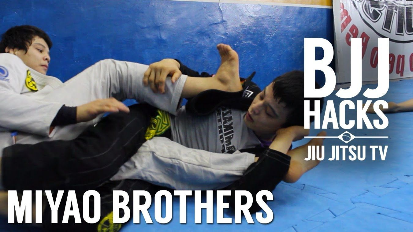 Miyao Bros: We Don't Fight For Medals || BJJ Hacks TV Episode 1.3 ...
