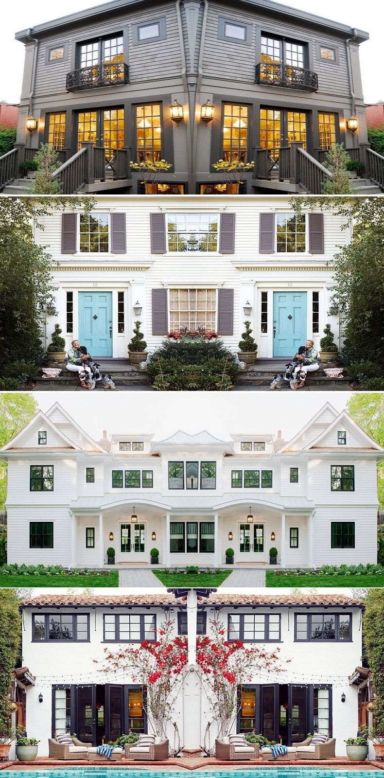 Exterior House Color Trends 2019 Exteriorpaintcolours Homeexterior