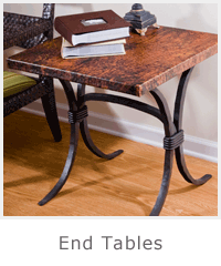 Wrought Iron Tables - Timeless Wrought Iron | wrought iron designs ...