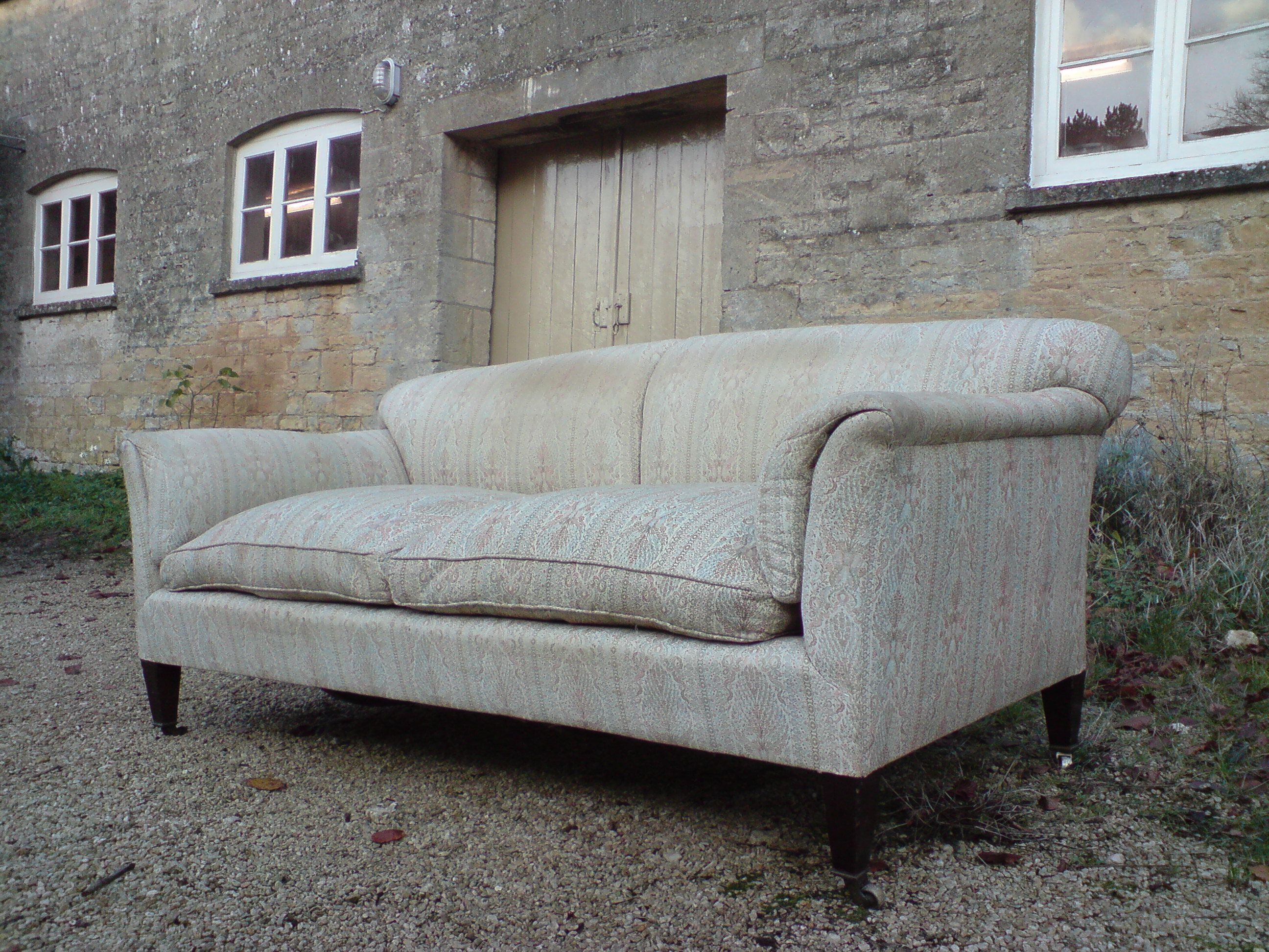 Antique Portarlington Sofa By Howard And Sons Howard Sofa Furniture Sofa