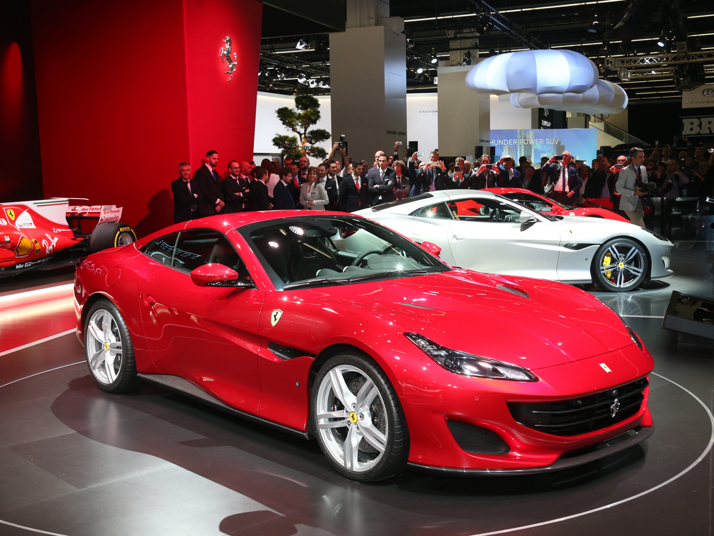 The New Ferrari Portofino The Italian Gt Par Excellence On The