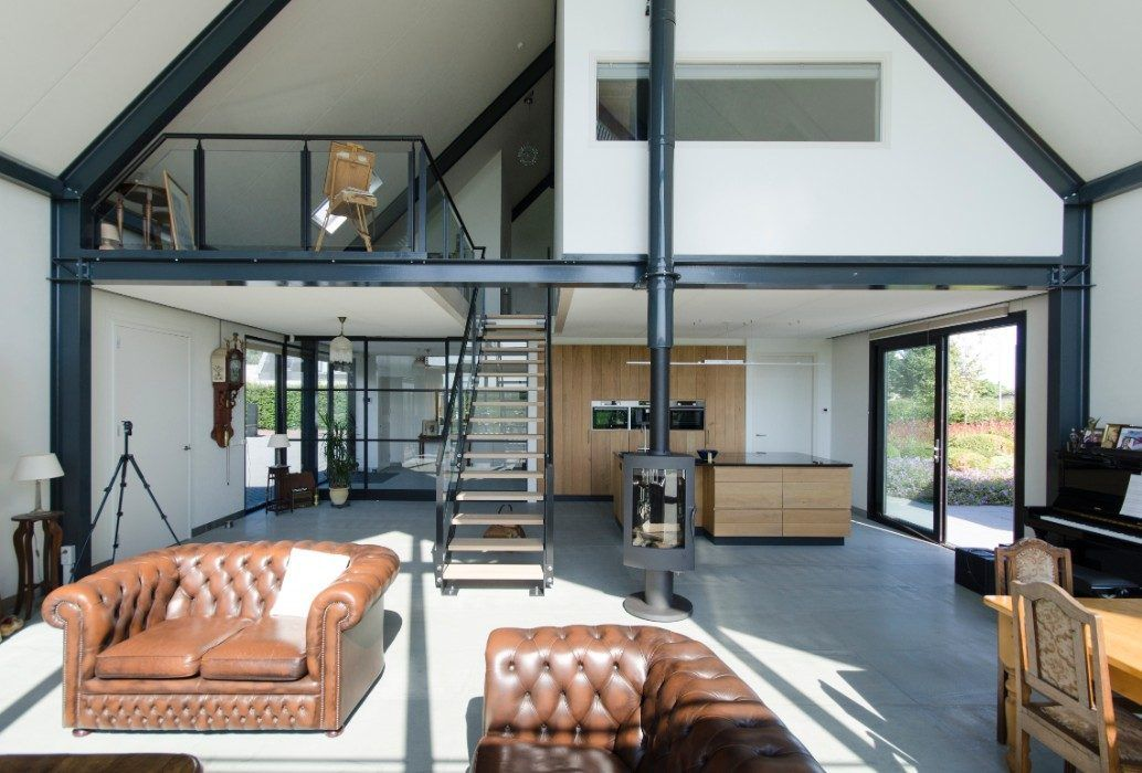 referenties lofthome homes shops pinterest barn house and