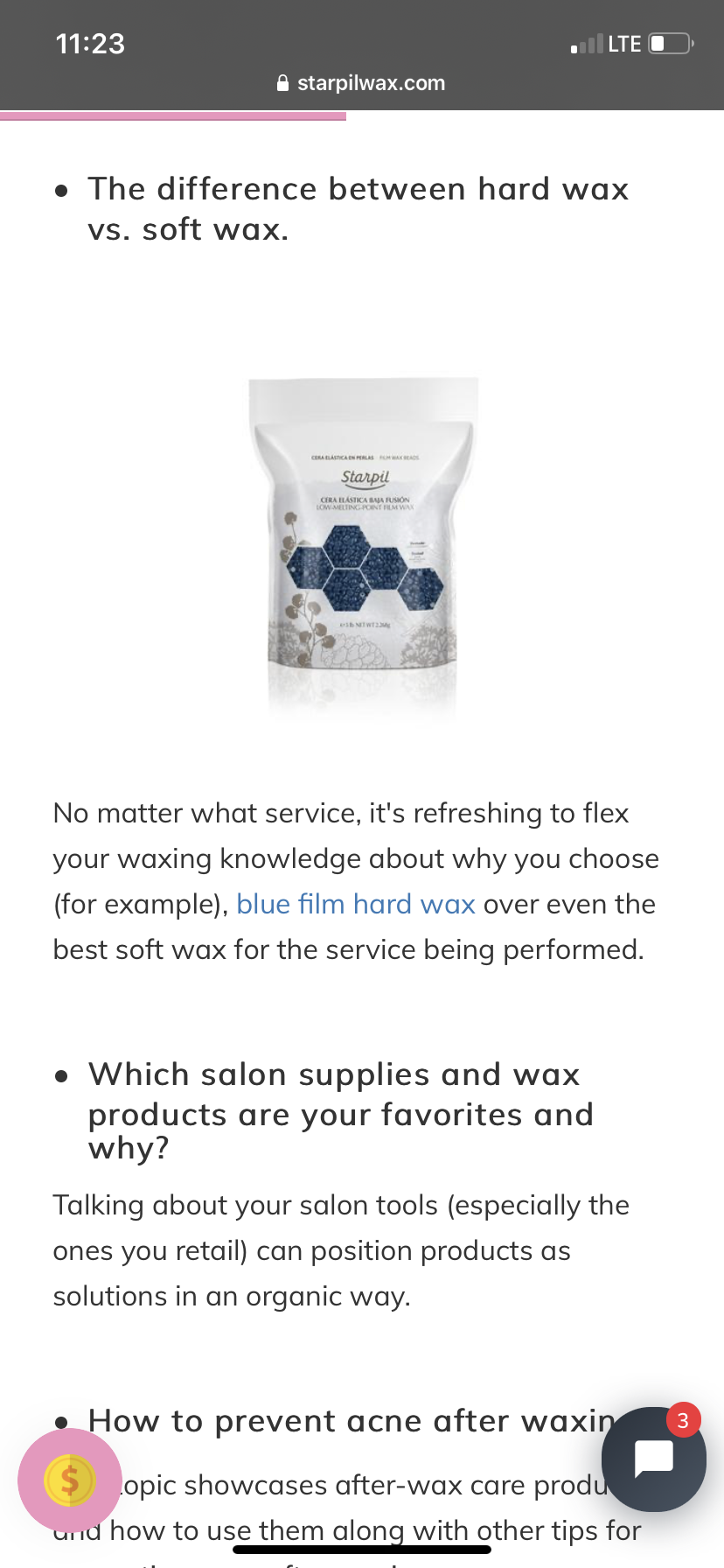 Pin By On Waxing Waxing Salon Supplies Good Things