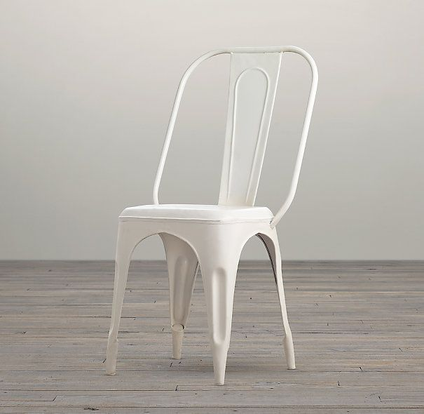 Only $89 Each From RH Right Now, Comes In Many Finsihes Remy Side Chair