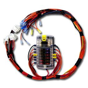 bass boat wiring harness electrical wiring diagram u2022 rh searchwiring today Boat Wiring Store skeeter bass boat wiring harness