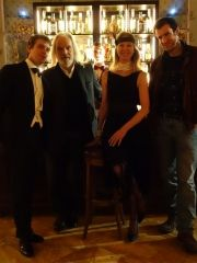 Shining Party, Hotel Bauer a Venezia