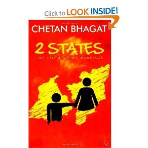2 States The Story Of My Marriage Chetan Bhagat 9788129115300