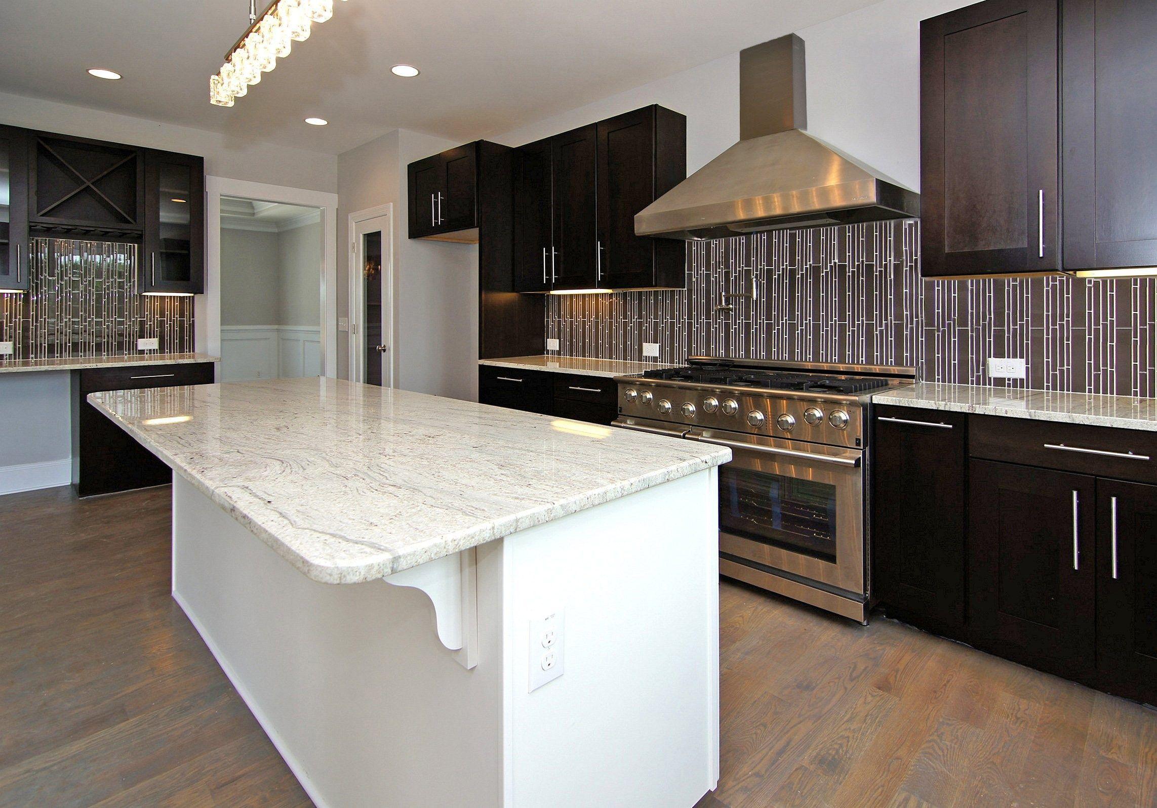 Kitchen Island Marble Top Kitchen Cabinets Dark Kitchen Small Kitchen
