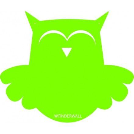 decovry.com - Wonderwall | Magneet Bord | Uil