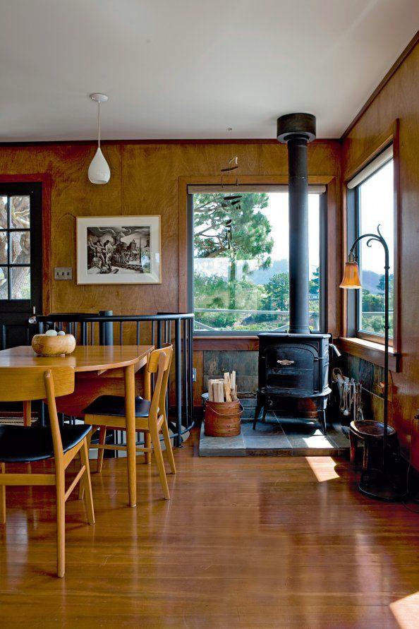 Le rêve californien ? Une petite maison de vacances en pleine nature