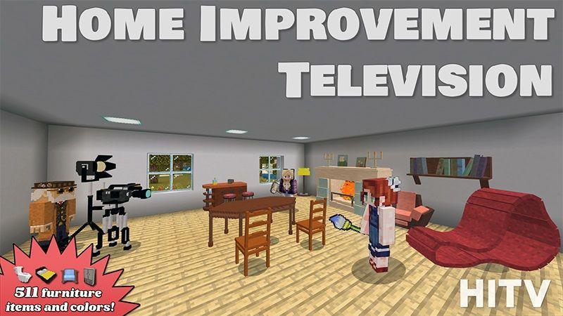 Minecraft Marketplace Home Improvement Television