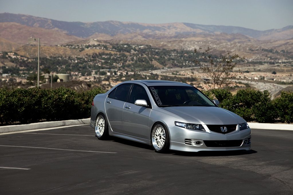 Acura TSX/Honda Accord SHOWOFF!! CL7, CL8 U0026 CL9 (show Your