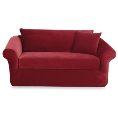 Sensational Buy Sure Fit Stretch Sterling 3 Piece Sofa Slipcover From Dailytribune Chair Design For Home Dailytribuneorg