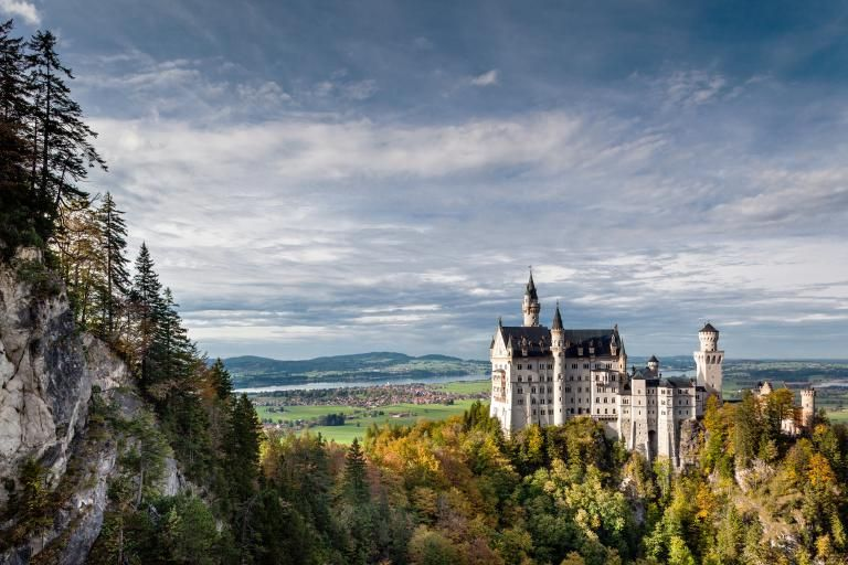 10 Breathtaking Photos Of The World S Greatest Landscapes Landscape National Geographic Photography Neuschwanstein Castle