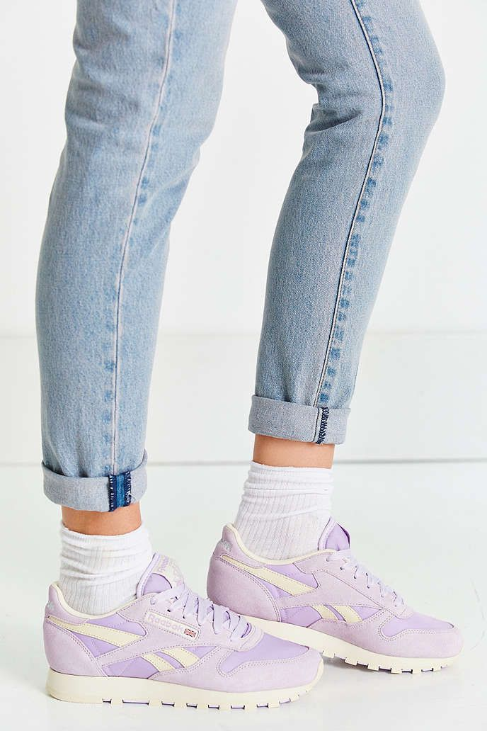 d99696cdf1775 Reebok X UO Classic Nylon Pastel Running Sneaker - Urban Outfitters ...