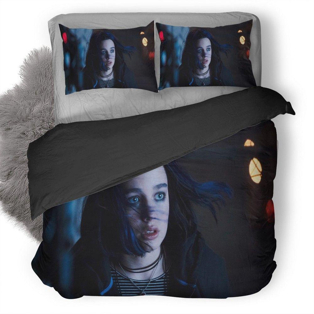 Raven In Titans Tv Series Bedding Set