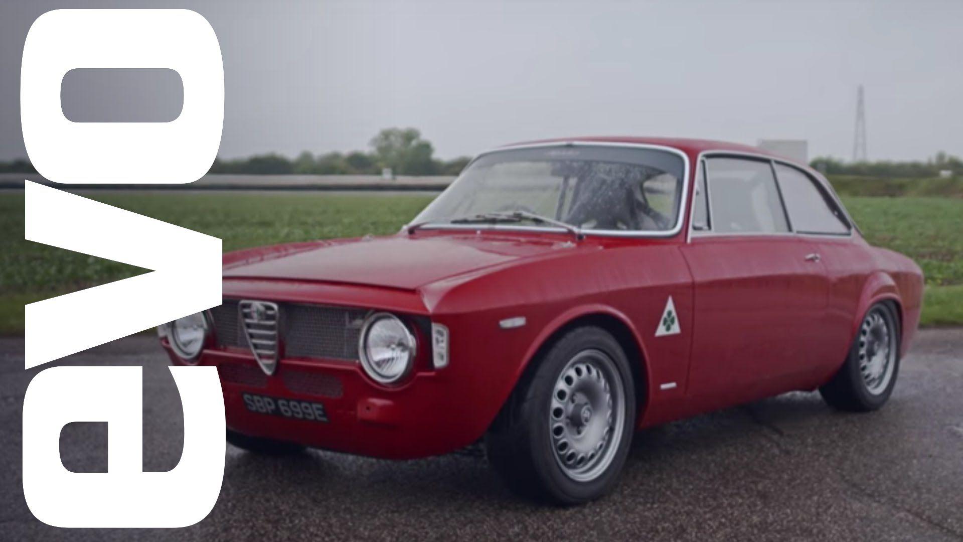 Alfaholics GTA-R 270 onboard | evo Track Car of the Year
