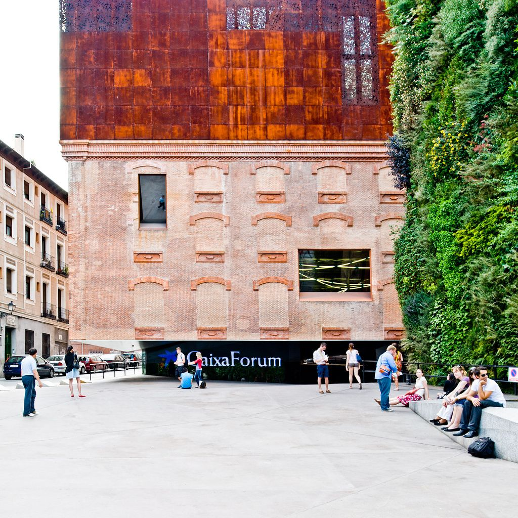 Caixa Forum No 05 Favorite Places Views Street View
