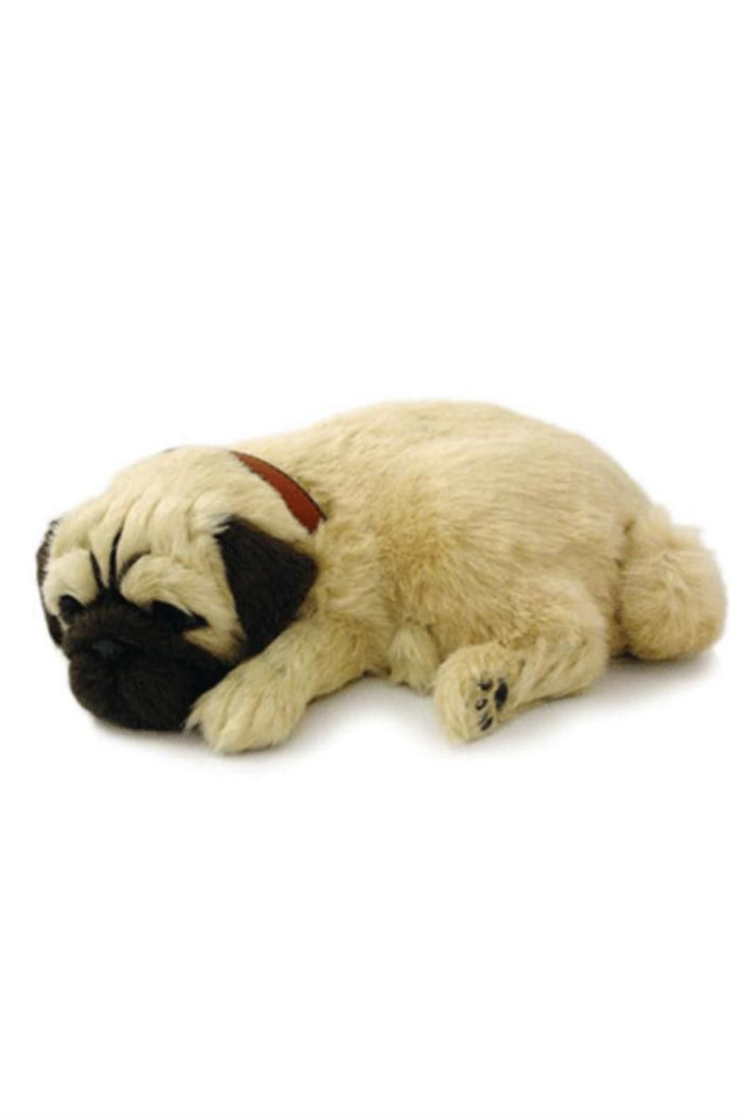 Perfect Petzzz Sleeping Pug Toy Sleeping Puppies Pet Pug Pugs