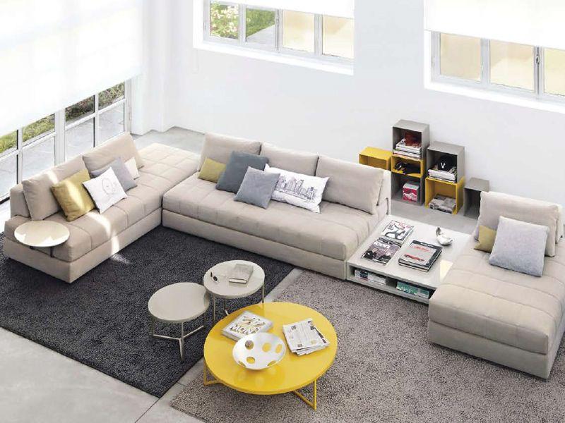 Feg mobili ~ Divano componibile collezione eos by feg industria mobili design