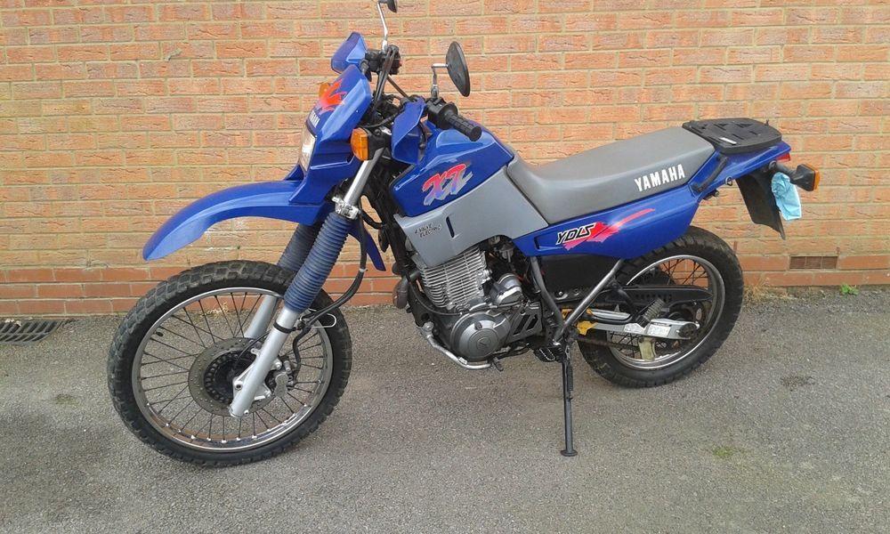 eBay: Yamaha XT600 E Trail Enduro Classic #motorcycles
