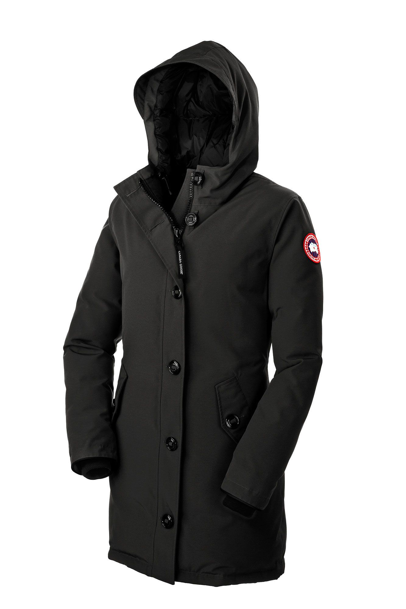 canada goose jacket no fur