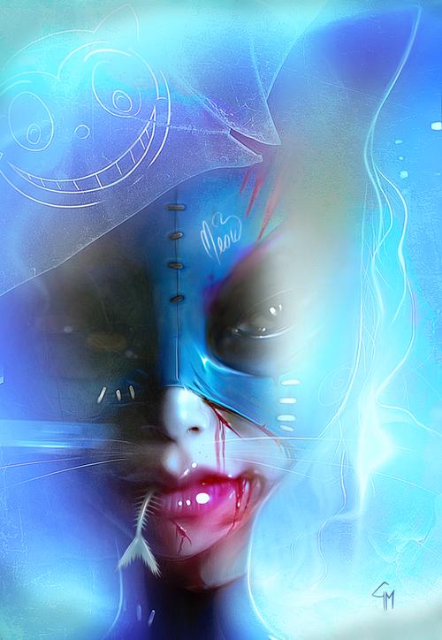 Catwoman by Gianluca Mattia