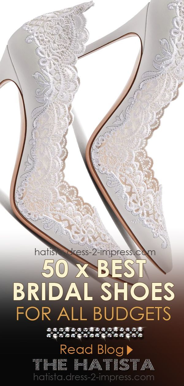 How to choose your Bridal Shoes. There are many things to consider when buying your wedding shoes - Colour, Fabric, Style, Suitability to venue, Season...... but the main consideration is your comfort, height, toe shape + fabric. Read blog for the best Bridal Shoes for all budgets. Designer Bridal Shoes. Budget Bridal Shoes. Low Heel Bridal Shoes. Bridal shoes for City Weddings. High Heel Wedding Shoes. Crystal Wedding Shoes #weddingplanning #bridalshoes #weddingshoes #weddings #shoes #hatista