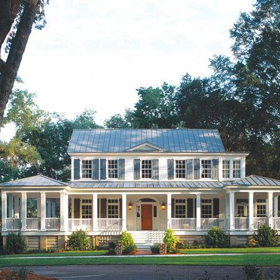 Pretty House Plans With Porches Porch House Plans Island House Southern Living House Plans