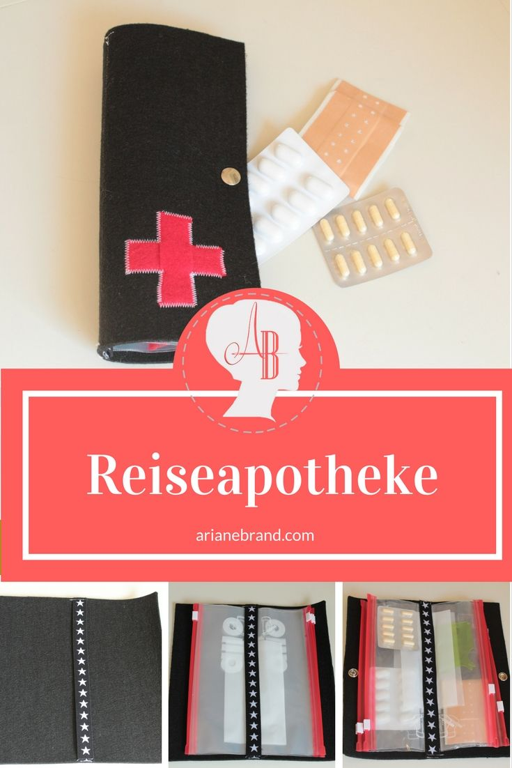 Photo of DIY: Upcycling – kleine Reiseapotheke – arianebrand
