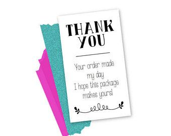 Image Result For Thank You For Supporting Small Business Message M