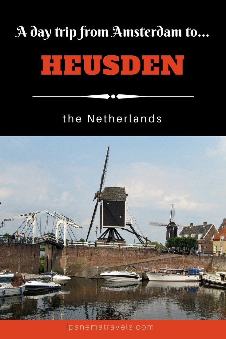 Heusden is a small fortified town in the South of the Netherlands and makes it a perfect destination for a day trip from Amsterdam.