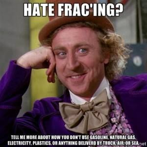 e342b730f582d9510cae72d5095a2687 oil and gas meme of the day for you hate frac'ing? oilfield