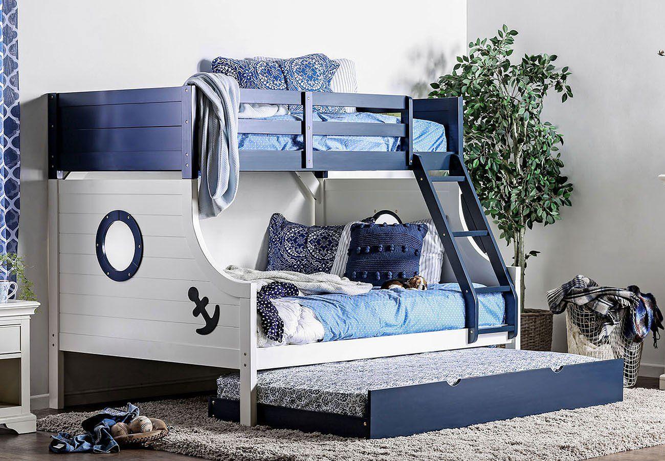 87 Full Size Bunk Bed Bedroom Sets Newest