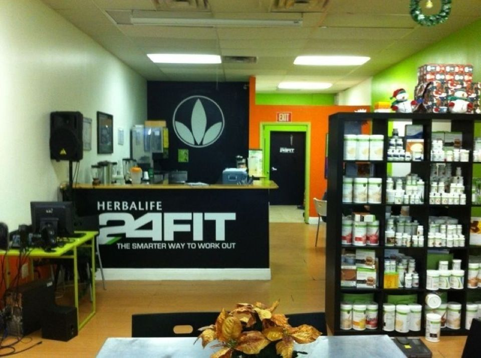 This place is where we get together for Fitdance, bootcamps and to ...