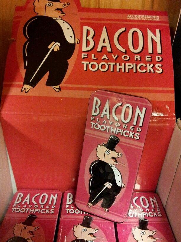 Crazy bacon lover gift #2 @Maurizio Borghi