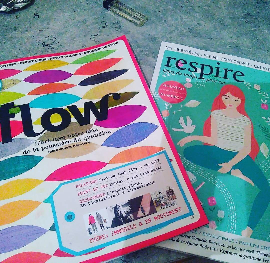 Lecture En Vue Flowmagazine Respire In 2020 Art Book Cover Instagram