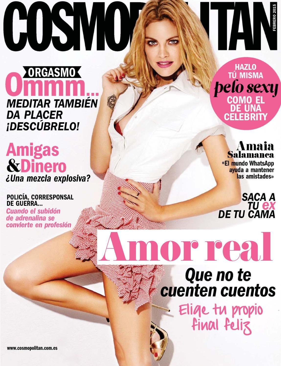 Cosmopolitan españa febrero 2015  cosmo 2015