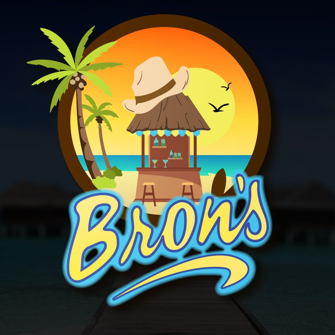 Illustration made for brons situated in port aransas