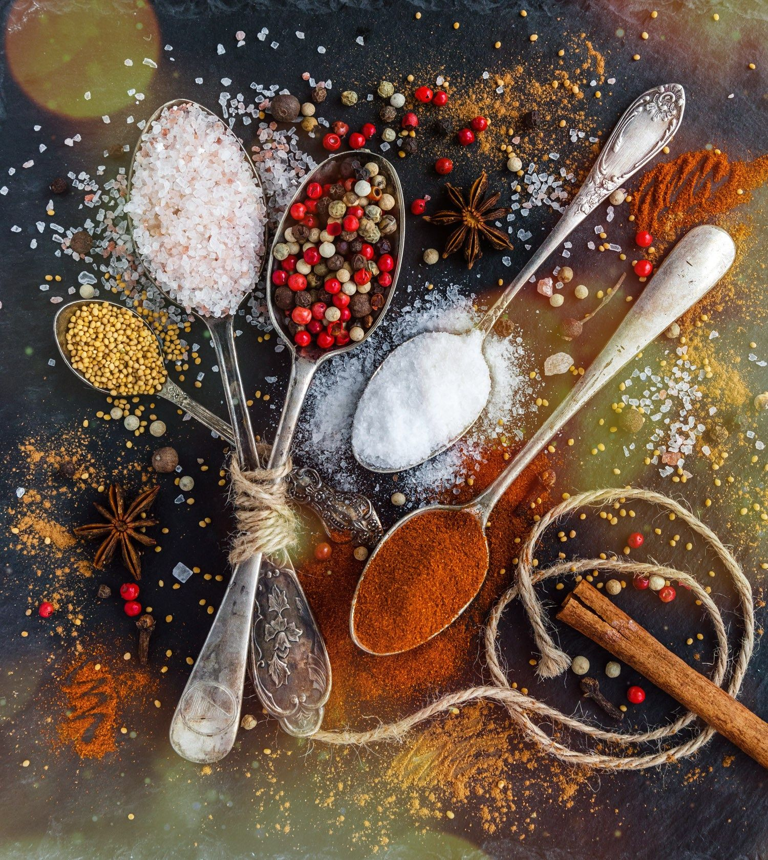 Spices: Culinary Magic | Jenn Campus Author Official