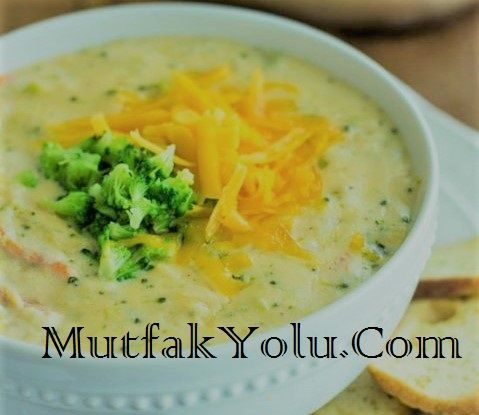 Havuclu Sehriyeli Brokolili Yogurt Corbasi Yiyecek Ve Icecek Yemek Tarifleri Yemek