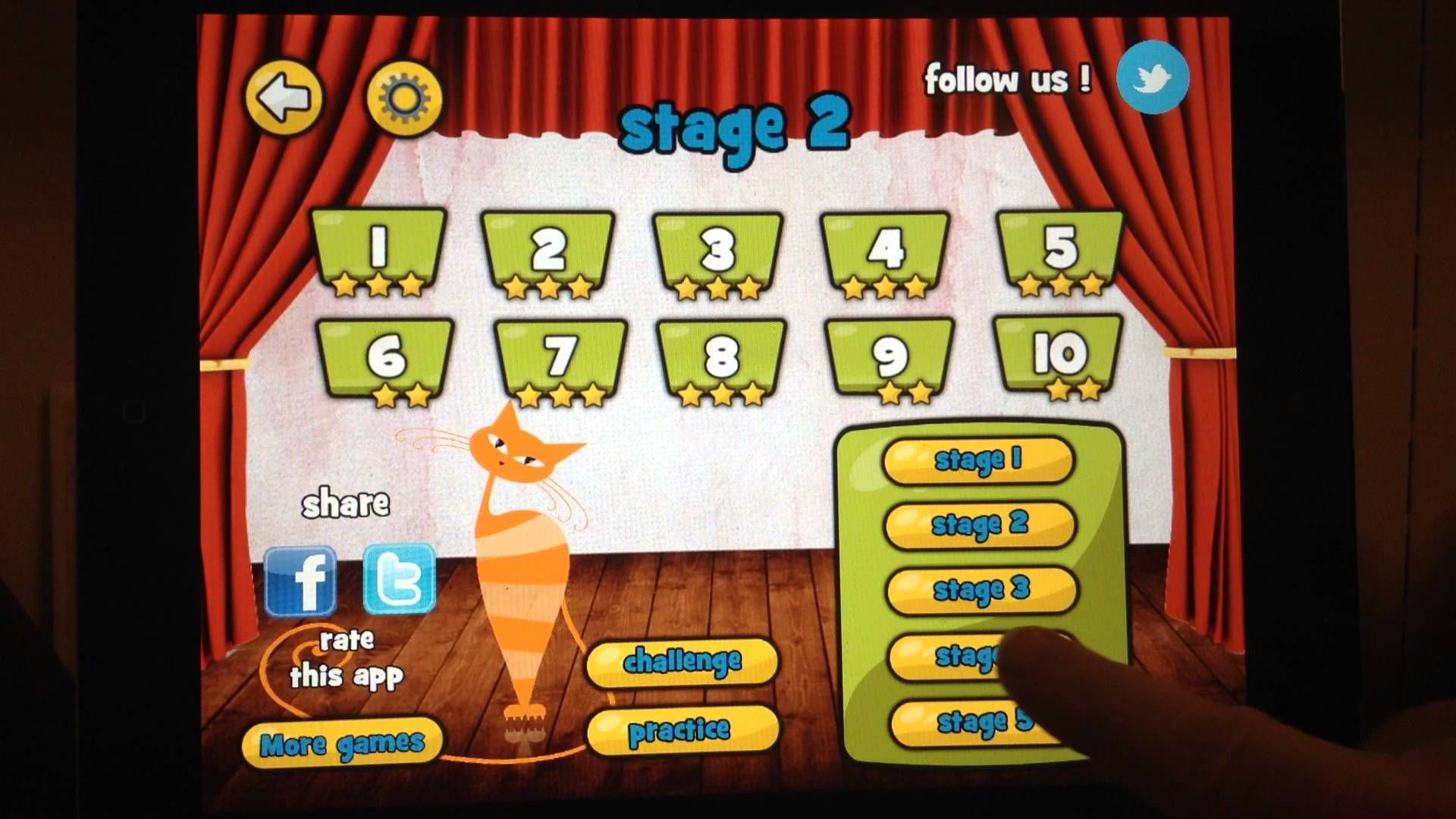 how to use  u0026quot treble cat u0026quot  app