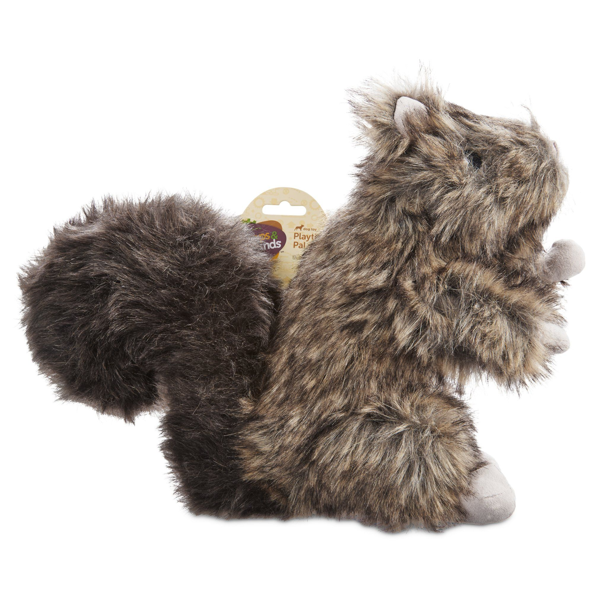 Leaps Bounds Medium Wildlife Squirrel Plush Toy In 2019 Dog