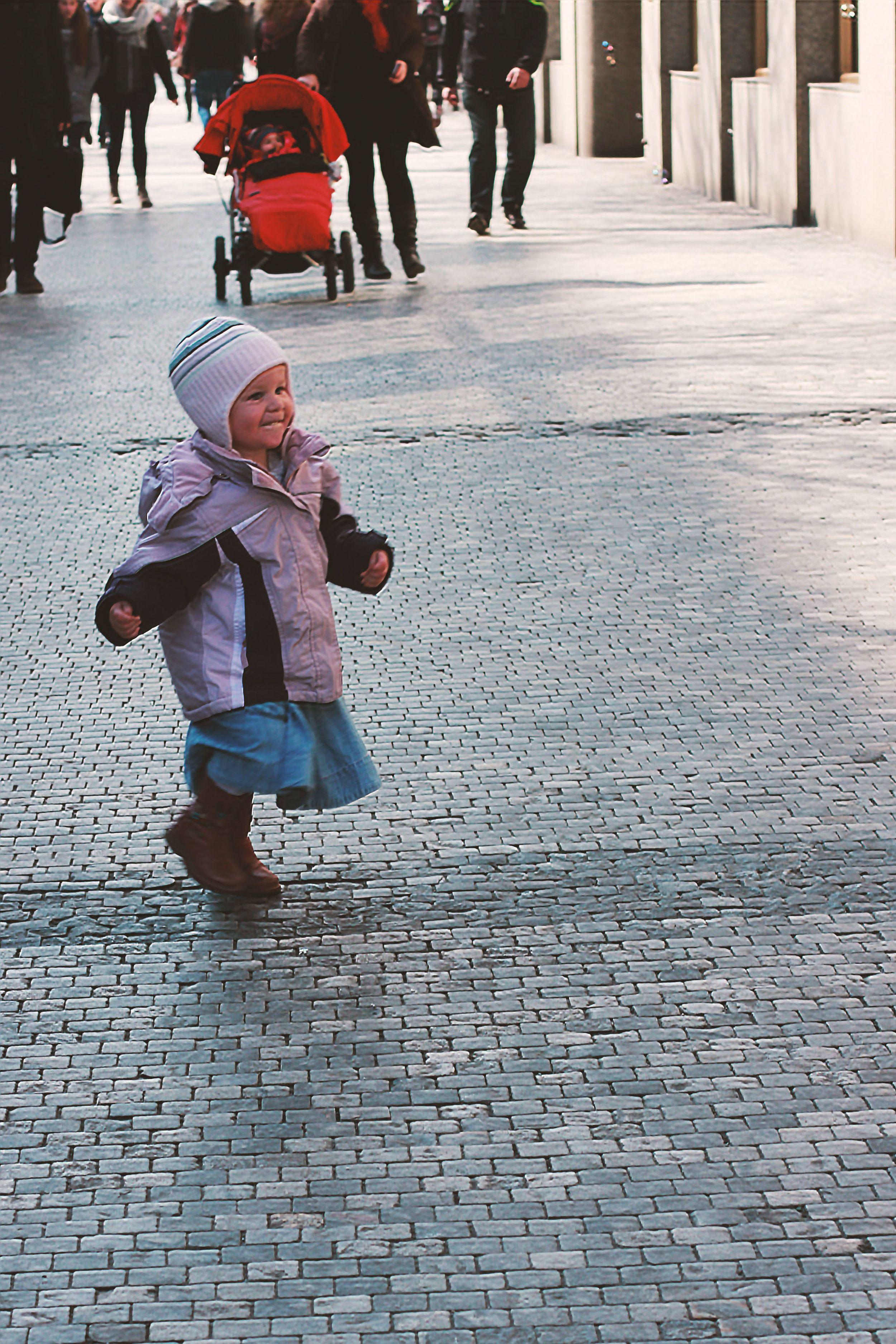Run baby, run !!!