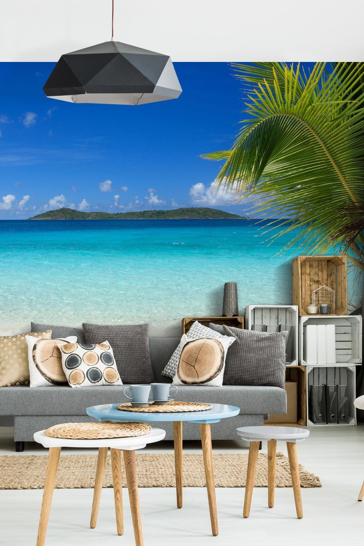 3d Fototapete Meer Perfect Maledives Vliestapete Breit Innenarchitektur Wohnzimmer Fototapete Tapeten