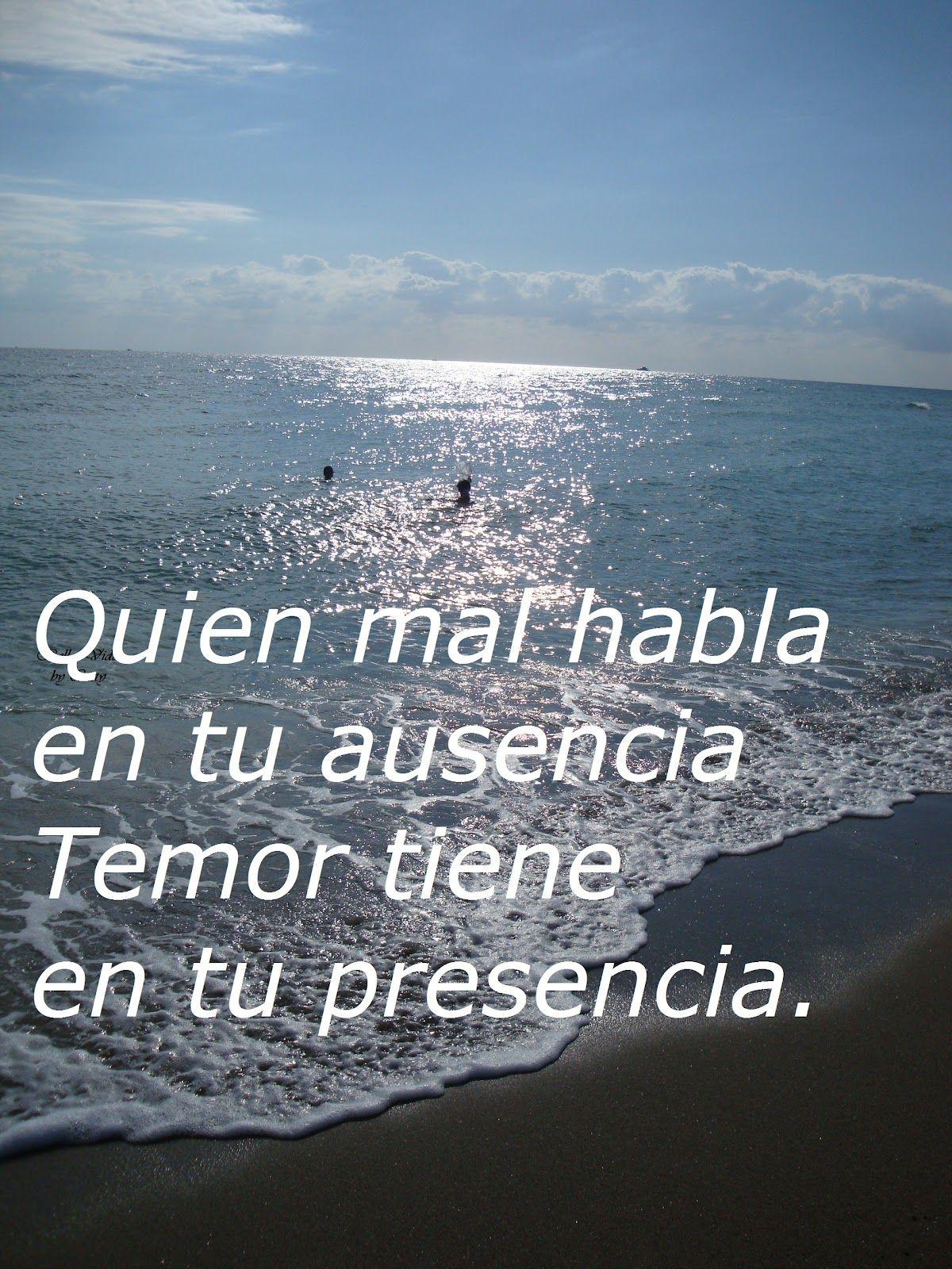 Quotes In Spanish Frases En Espanol Refranes Españoles