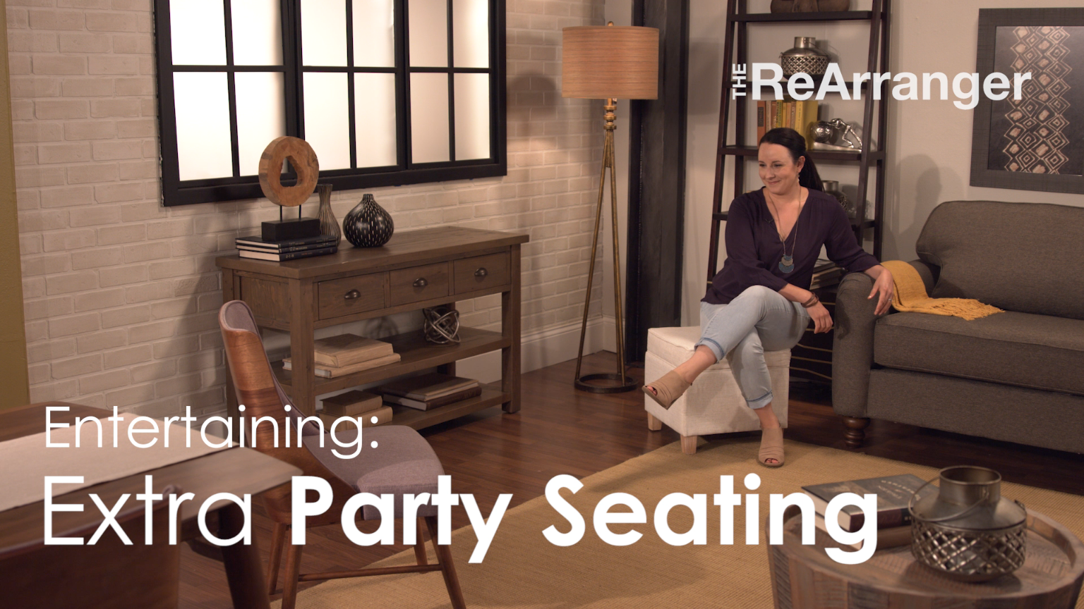 Convert Your Living Room To A Party Room By Adding Extra Sea