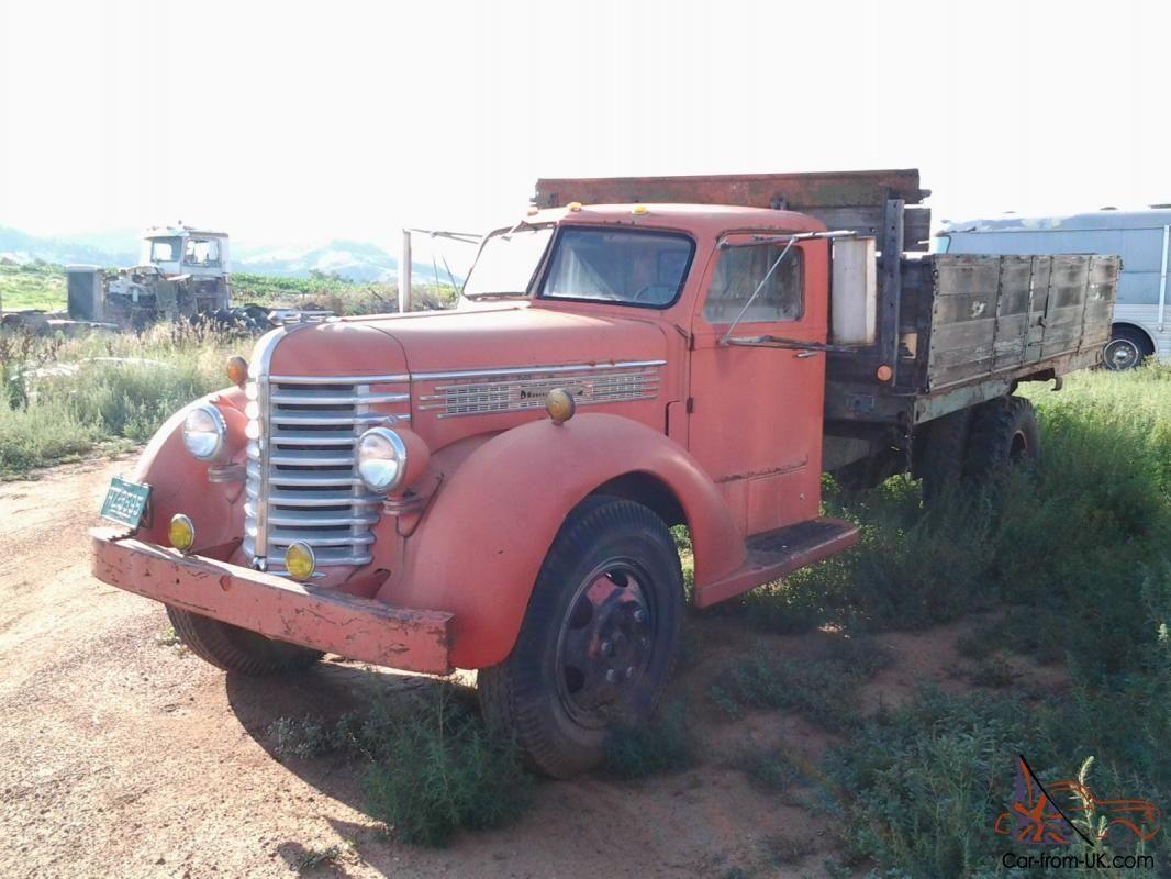 1948 Diamond T 404 Truck for sale | Tx Trucks Diamond T | Pinterest